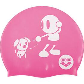 arena Kun - Bonnet de bain Enfant - rose